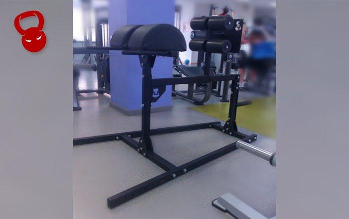 Тренажер гиперэкстензия RGH-1