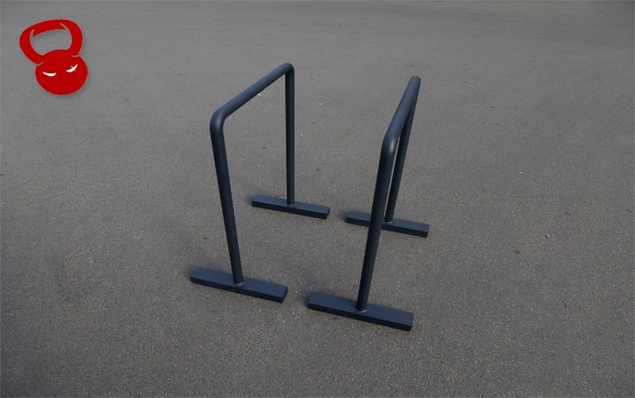 Високі підлогові бруси HMB-1
