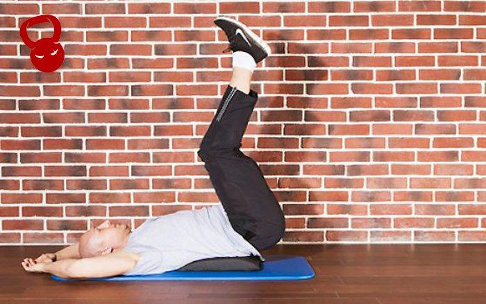 Упражнения с абматом