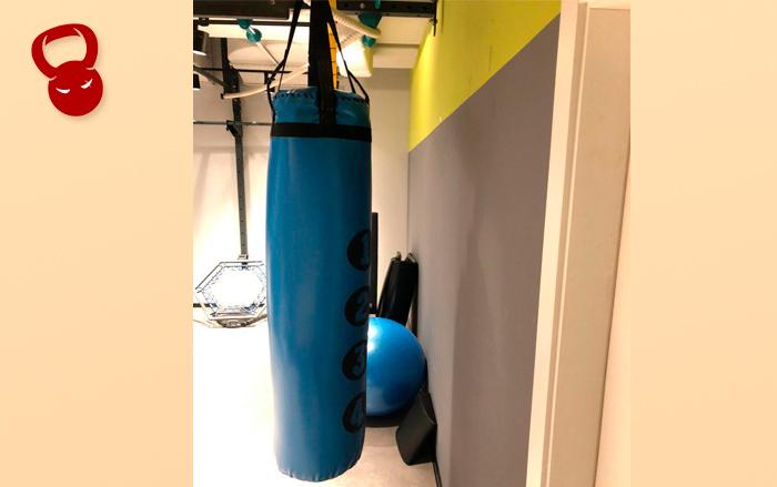 Функциональный мешок для бокса