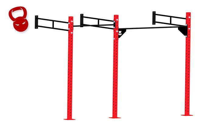 Двойная кроссфит станция OCF-22