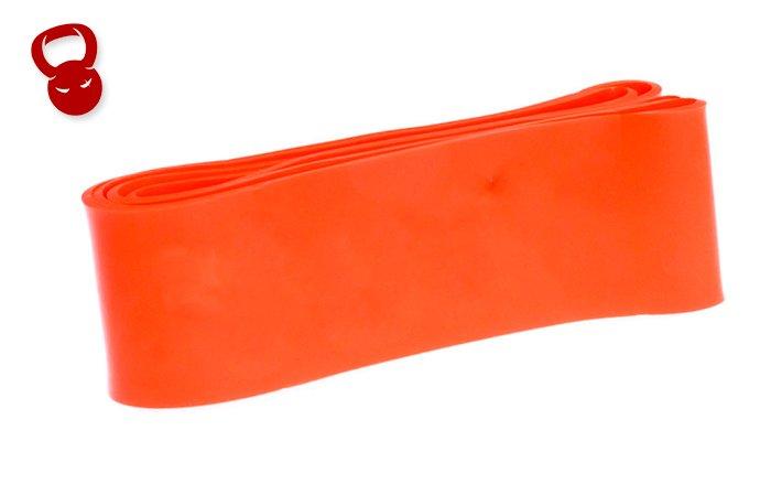 Оранжевая резиновая петля (30-78 кг сопротивления)