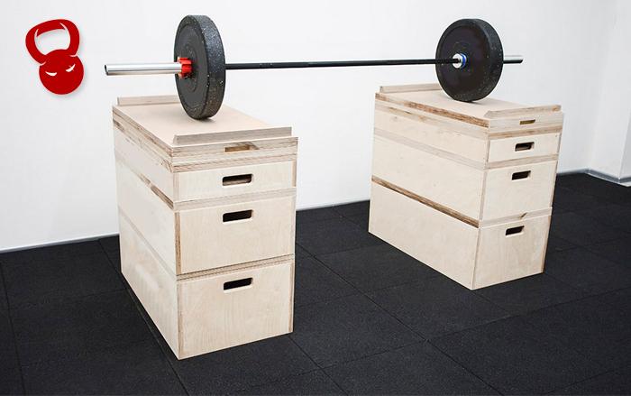 Тяжелоатлетические плинты PFW-1