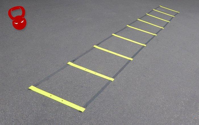 Лестница для бега с препятствиями