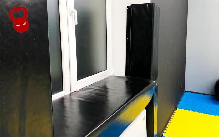 Стеновой протектор под планку