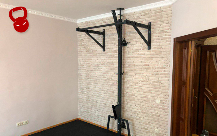 Турник для установки на стену и потолок