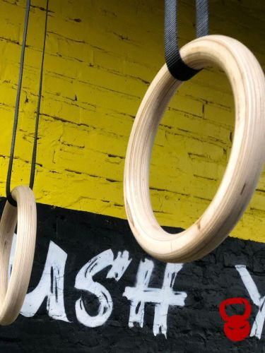 Купити фанерні гімнастичні кільця