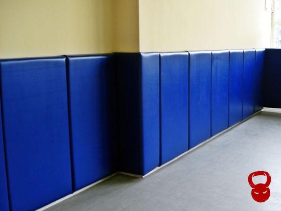 М'які протектори для стін