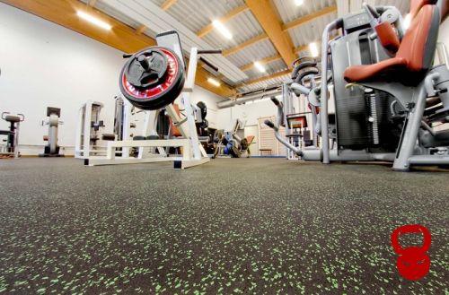 Підлога для спортзалів