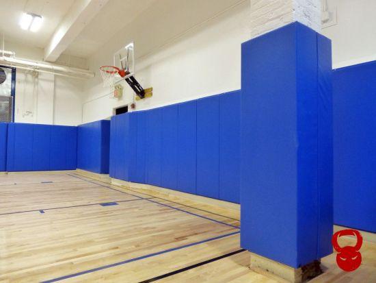 Настінні мати для спортивних залів