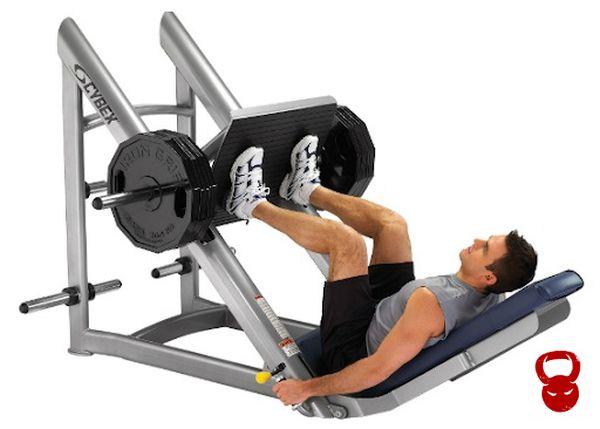 Силовий тренажер на вільних вагах