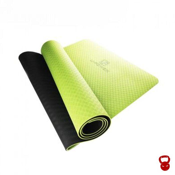 Тренувальний гумовий килимок для йоги