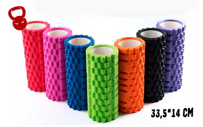 Массажный роллер (Grid Roller) L
