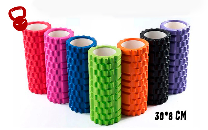 Массажный роллер (Grid Roller) M
