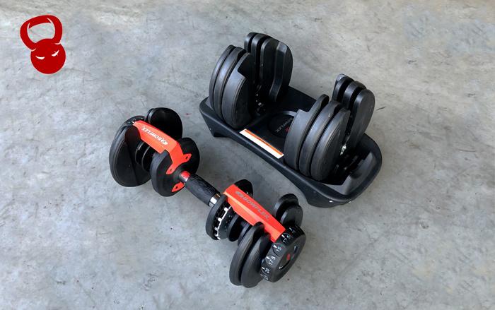 Bowflex SelectTech BW552