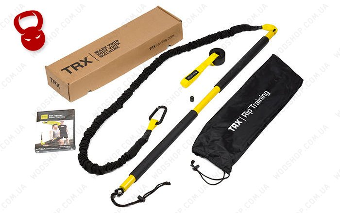 TRX Rip Trainer (гимнастическая палка с амортизатором)