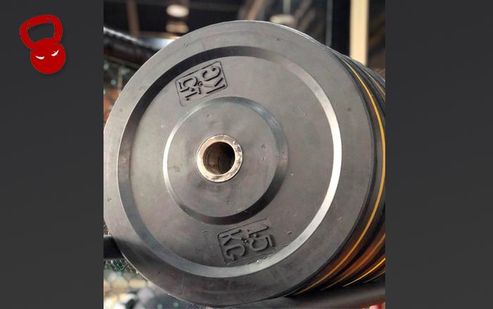 Бамперные блины RBD-1