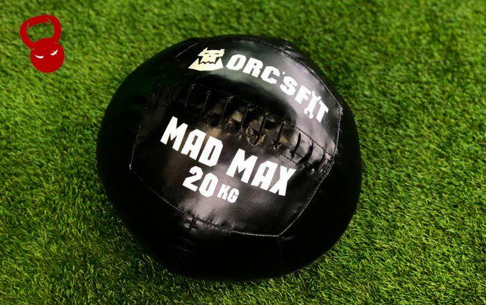 Медбол Mad Max (15 и 20 кг)