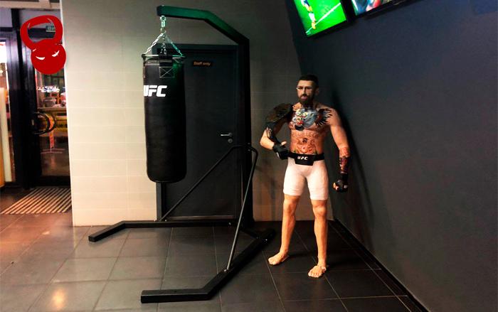 Стойка для бокса PS-3
