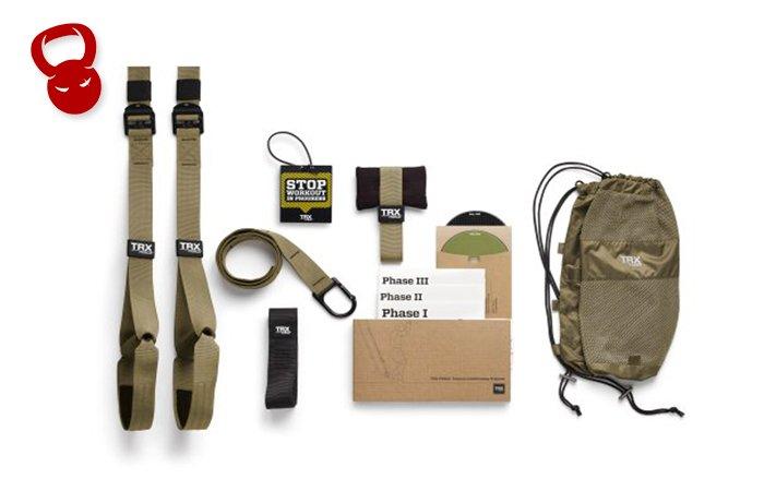 Тренировочные петли TRX Force Kit: Tactical T3