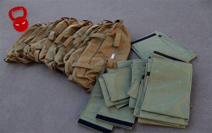 Sandbag (песочный мешок) - размер XXL