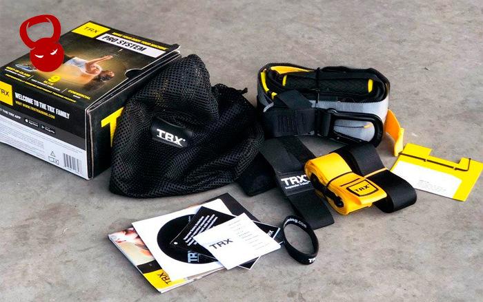 Петлі TRX Pro Pack 4