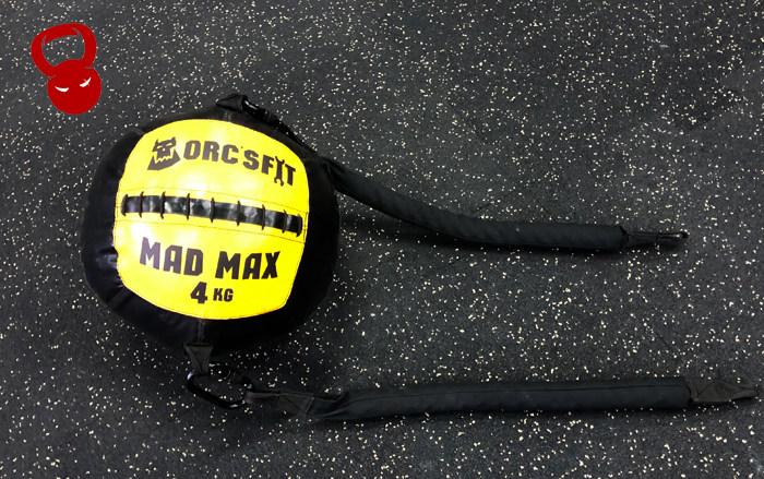 Ударный медбол Mad Max